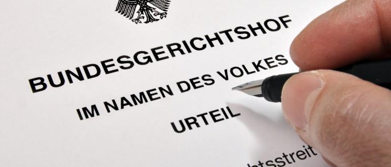 Bild MPU Urteil Bundesverwaltungsgericht